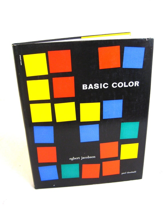 Basic Color 1948 Color Theory Book By Egbert By Youareelectric