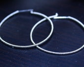 Simple Wire Wrapped Closed Hoops