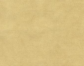 """ULTRASUEDE   WHEAT GOLD           Fat Quarter Cut       18' x 22"""""""