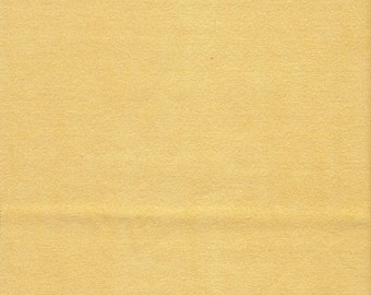 ULTRASUEDE     CANDLE LIGHT Yellow         Fat Quarter Cut       18' x 22""