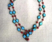 Water and Fire Necklace