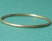 Size 6 Teeny Weenie Ring (Gold Filled)