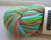 Self-Striping Sock Yarn in Bella
