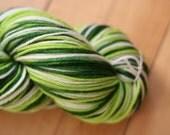 Supersock Self-Striping Yarn in Elf
