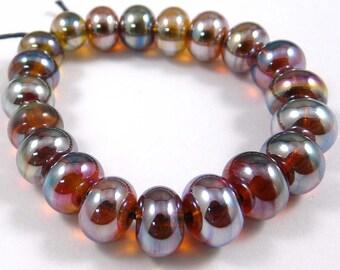 Twenty Handmade Clio Micro Accent Beads