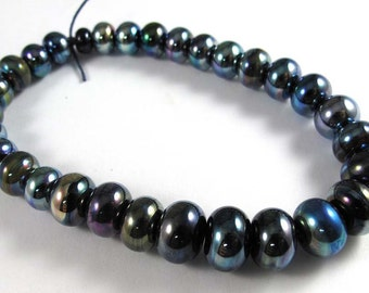 Mega Set of Thirty Triton Micro Accent and Accent Handmade Glass Beads