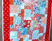 CLEARANCE SALE ready for school quilt