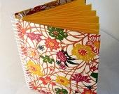 RESERVED Japanese Print Envelope Journal