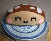 Smiley  Coconut Bun
