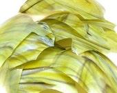 Amphibian Lampwork Shards 104coe - .5oz