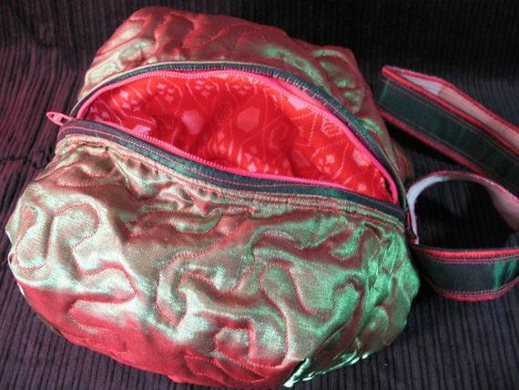 green Brain Bag