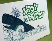 Ahoy Matey Notecards, set of four