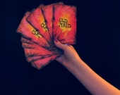 Halloween Old Maid card deck
