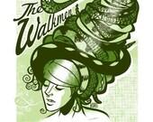 The Walkmen - Screenprinted Gigposter