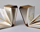 In search of sleep - artist's books - silkscreen printed, accordion bound