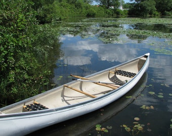 Canoe, photograph