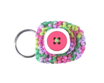 Keychain Coin Holder (W-KCN-066), for her