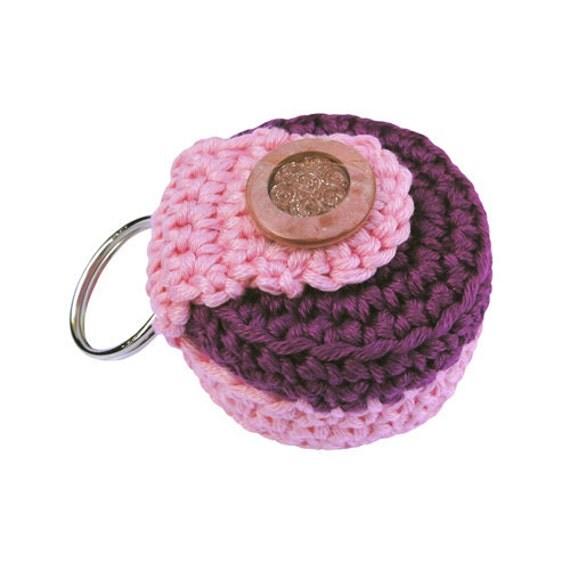 Lip Balm Holder, size D (W-LHD-015), lip balm jar holder, lip balm jar cozy, lip balm jar keychain, lip balm jar case