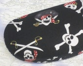 Hardshell Sunglasses Case - Pirate's Booty