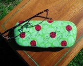 Ladybug Ladybug Fly Away Home - Hardshell Eyeglass Case