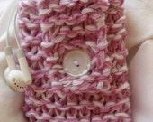 iPod Cozy - Velvet Petals - Imperfection SALE