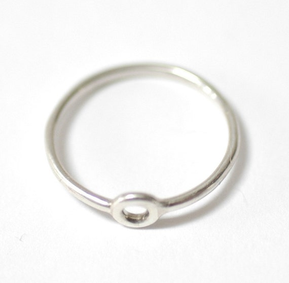 Little Circle Ring- FREE SHIPPING SALE