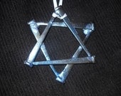 Star of David Shaped Ornament - Just in Time for The Holidays