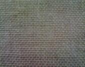 Primitive Unbleached Linen Backing 4 Rug Hooking 1/2 Yd