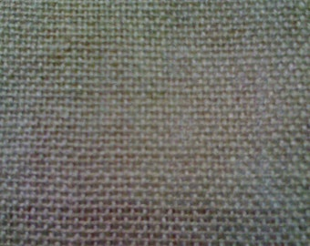 Primitive Unbleached Linen Backing 4 Rug Hooking 1/2 Yd