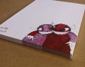 NOTEPAD Monster Design 50 pages