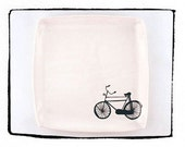bicycle plate (large)