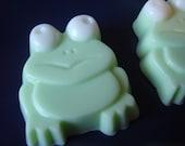 Goat Milk Soap-Frog set of 2