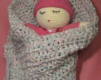 Baby's First Amigurumi Doll