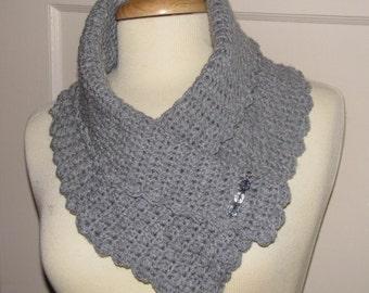 Crocheted Jazmin Collar