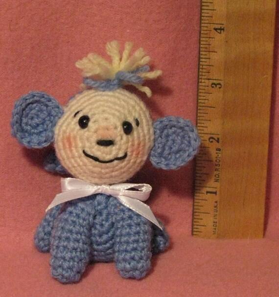 Witty Bitty Baby Monkey