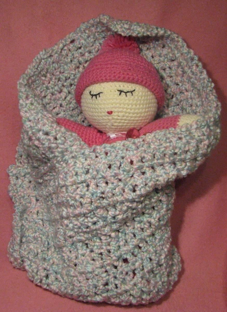 Amigurumi Dolls : Babys First Amigurumi Doll