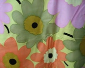 Flower Power Print, Cotton, SW29