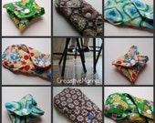 The Serious Starter Set of 8 Reusable Cloth Pads