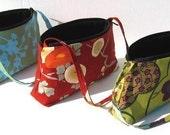DESIGN YOUR OWN - Zippered Shoulder Sling Bag