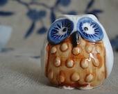 Giant Owl Bead