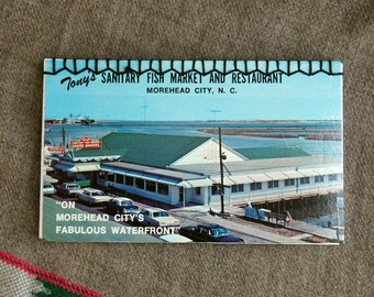 Waterfront Postcard Book