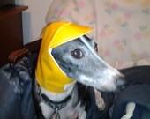 Iggy Yellow Rain Hat