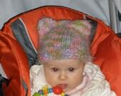 Baby Kitty Hats