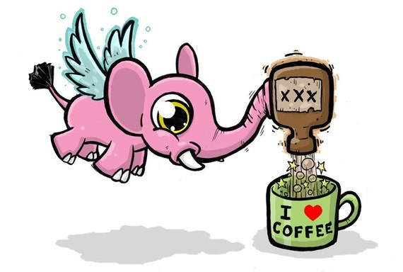 Coffee Fairy Mug