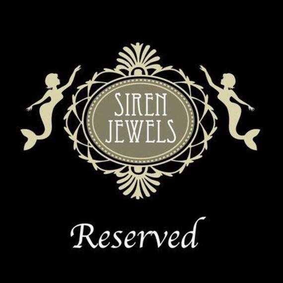 For Marcia ... secret garden pendant