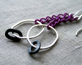 SALE - LAST PAIR Topo Earrings 2 - Small