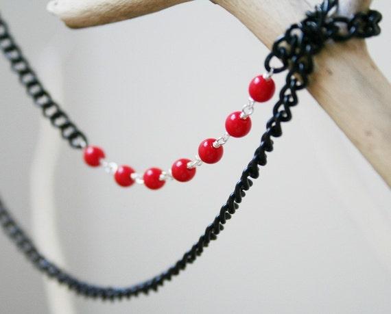 SALE - Berries Necklace