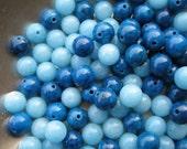 6mm blue mix