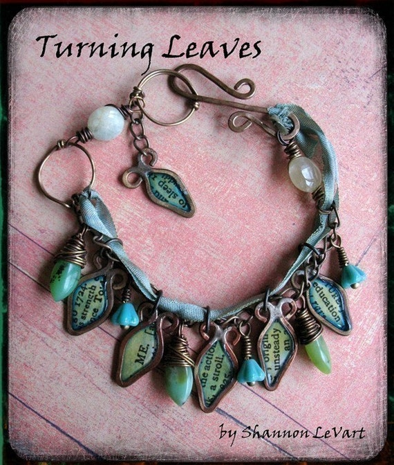 Turning Leaves Tutorial - Digital PDF How To File for instant gratification
