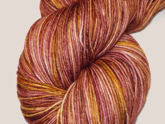 Sari II - superwash merino sock yarn